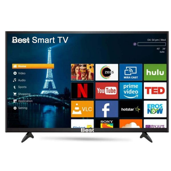 Best BD Electronics 43 Inch Smart Android TV
