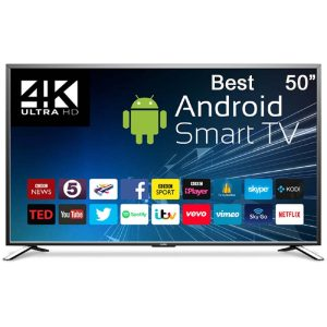 Sony Bravia KD-50'' 4K Android Flat TV