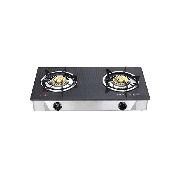 Stainless Steel Manual Delta Gas Stove 8203