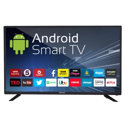 Best BD Electronics 32 Inch Borderless Smart Android TV