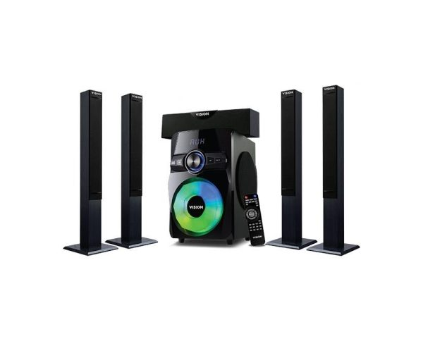 Vision 5.1 Home Theater Fusion 007