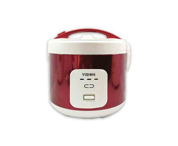 Vision RC- 1.8 L Deluxe Red (CL Type)