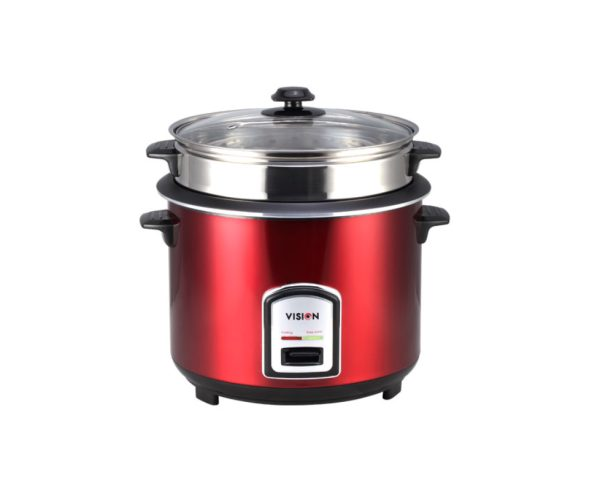 Vision RC- 1.0 L -100 SS Red (Single Pot)